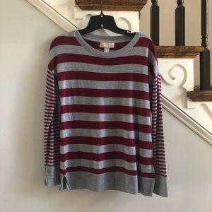 Banana Republic Merino Wool Stripe Sweater